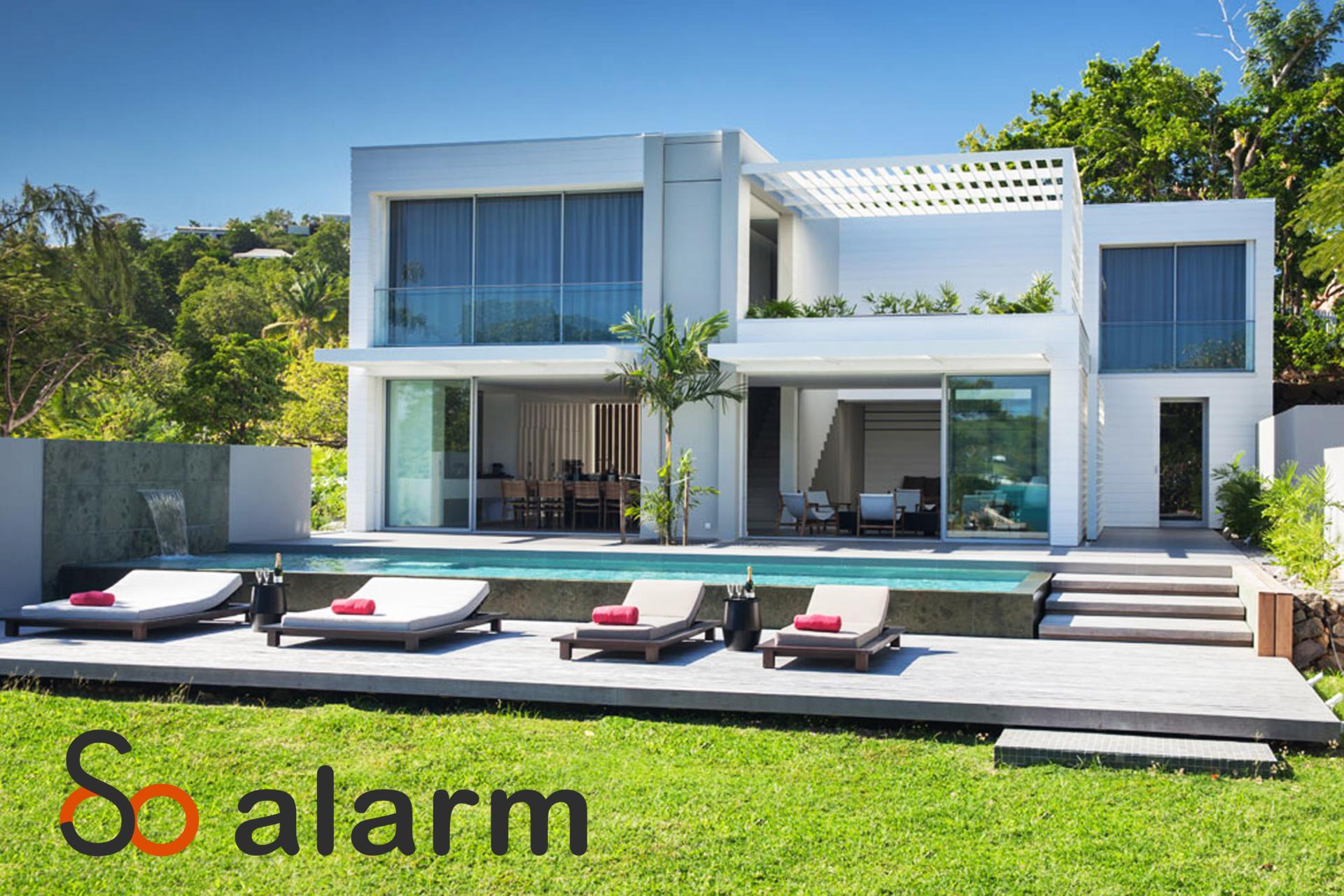 maison so alarm logo